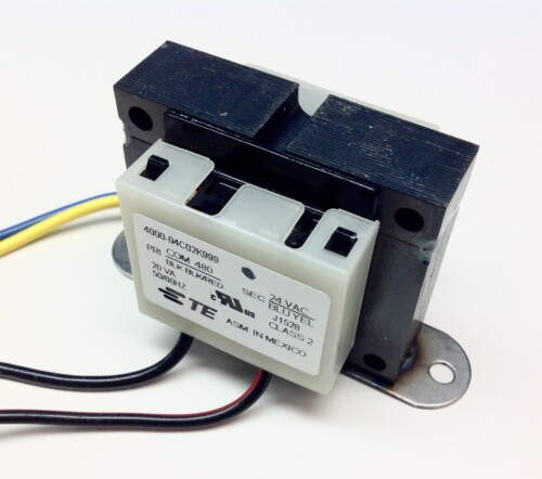 400004C02K999 480V Primary, 24V Secondary Control Transformer