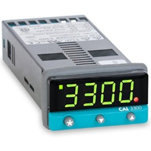 CAL 3300 1/32nd Din Temperature Controller