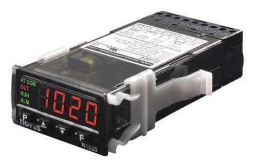 Novus n1020 1/32nd din Temperature Controller